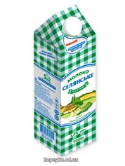 Молоко Селянське 950мл 1.5% особое т.п