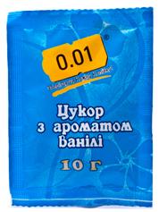 Ванільний цукор 0.01 10г