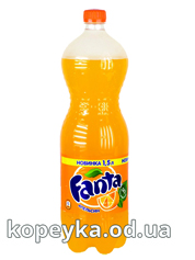 Вода Фанта 1.5л цитрус