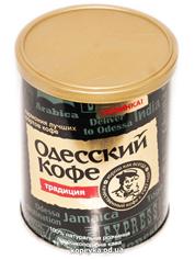Кава Одеська кава 100г традиційна ж.б