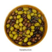 Оливки Olenia асорті