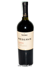 Вино Шабо 0.75л каберне сухе червоне резерв