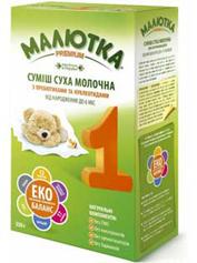 Суміш Малятко 350г преміум 1