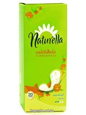 Прокладки Naturella щоденнi нормал део 20шт календула