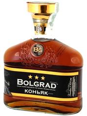 Коньяк Bolgrad 0.5л України ординальний 3 зiрочки