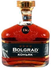 Коньяк Bolgrad 0.5л України ординальний 4 зiрочки