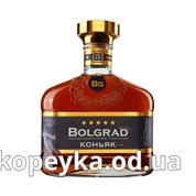 Коньяк Bolgrad 0.5л Український ординарний 5 зiрочкі