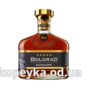 Коньяк Bolgrad 0.5л України ординальний 5 зiрочки