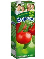 Сiк Садочок 1.45л томат
