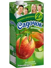 Сiк Садочок 1.93л персик