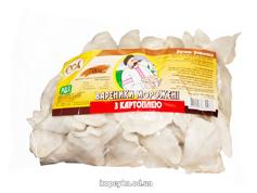 Вареники Оса 700г картофель