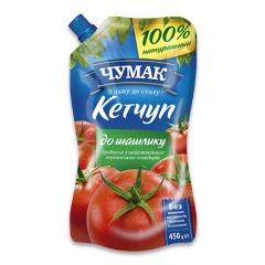 Кетчуп Чумак 450г шашликовий д.п