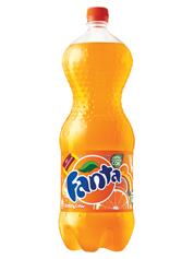 Вода Фанта 2л апельсин