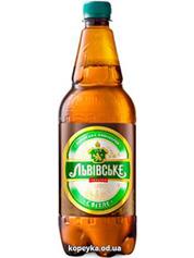Пиво Львівське 2.5л світле