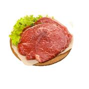 Шнiцель яловичий в.у