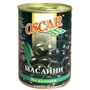 Маслини Оскар 300г б.к