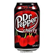 Напiй Dr.Pepper 330мл вишня безалкогольний