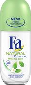 Дезодорант Fa 50мл природна свіжість білий чай ролер