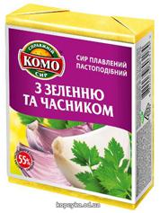 Сир пл. Комо 90г зелень