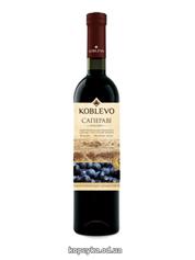 Вино Коблево 0.75л бордо сапераві сухе червоне