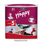 Пiдгузки Happy bella baby junior 21шт