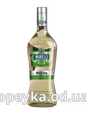 Вермут Marelli 0.5л moxito десертний білий