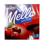 Мармелад Mелла 190г вишня у чорному шоколаді