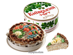 Торт Рошен 850г київський