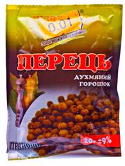 Перець 0.01 20г духмяний горошок