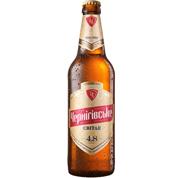Пиво Черниговское 0.5л светлое