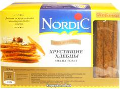 Хлібці Нордік 100г зі злаків мультизернові