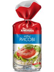 Хлібці Жменька 100г рисові