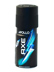 Дезодорант Aхе 150мл аполло аерозоль