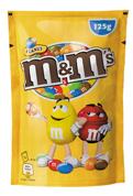Драже M&M`s 125г арахіс та молочний шоколад
