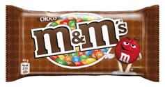 Драже M&M`s 45г молочний шоколад