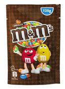 Драже M&M`s 125г шоколад молочний
