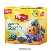 Чай Ліптон 20п blueberry muffin