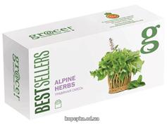 Чай Грейс 25п альпійські трави зелений чай