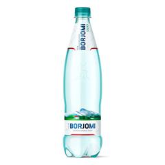 Вода Боржомі 0.75л минеральная пэт