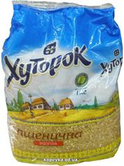 Крупа Хуторок 800г пшенична полтавська