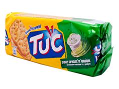 Крекер Тук 100г сметана цибуля