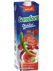 Сік Сандора 0.95л томат пікантний