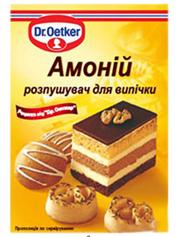 Амоній Dr. Oetker 7г