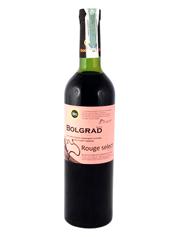 Вино Болград 0.75л руж селект червоне н.солодке
