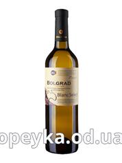Вино Болград 0.75л блан селект біле н.солодке