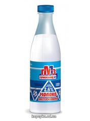 Молоко ГМЗ 1л 2.6%