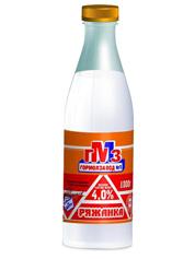 Ряжанка ГМЗ 1л 4%