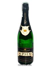 Шампанське Крим 0.75л н.сухе біле