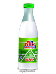 Кефір ГМЗ 1л 1% бут