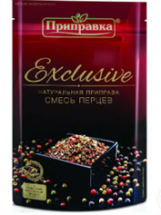 Приправка Приправка 35г exclusive суміш перців